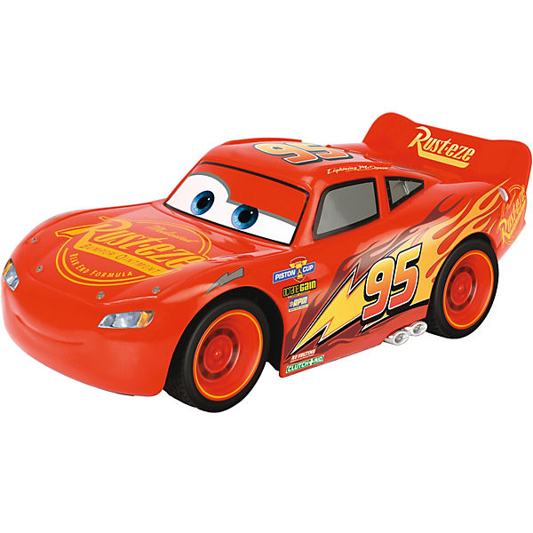 Rc Cars 3 Lightning Mcqueen Crazy Crash Disney Cars Mytoys