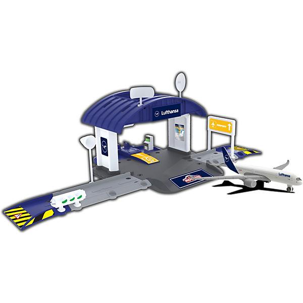 Creatix Flughafen Lufthansa Hangar, Majorette