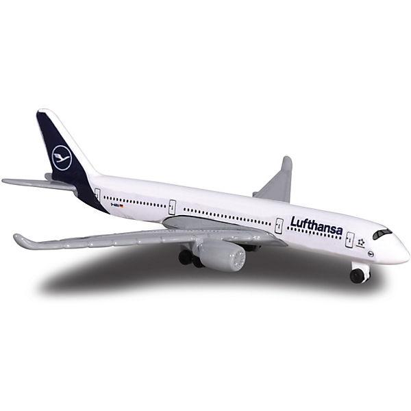 Großes Flughafen Lufthansa Themenset, Majorette Majorette Majorette 15f317