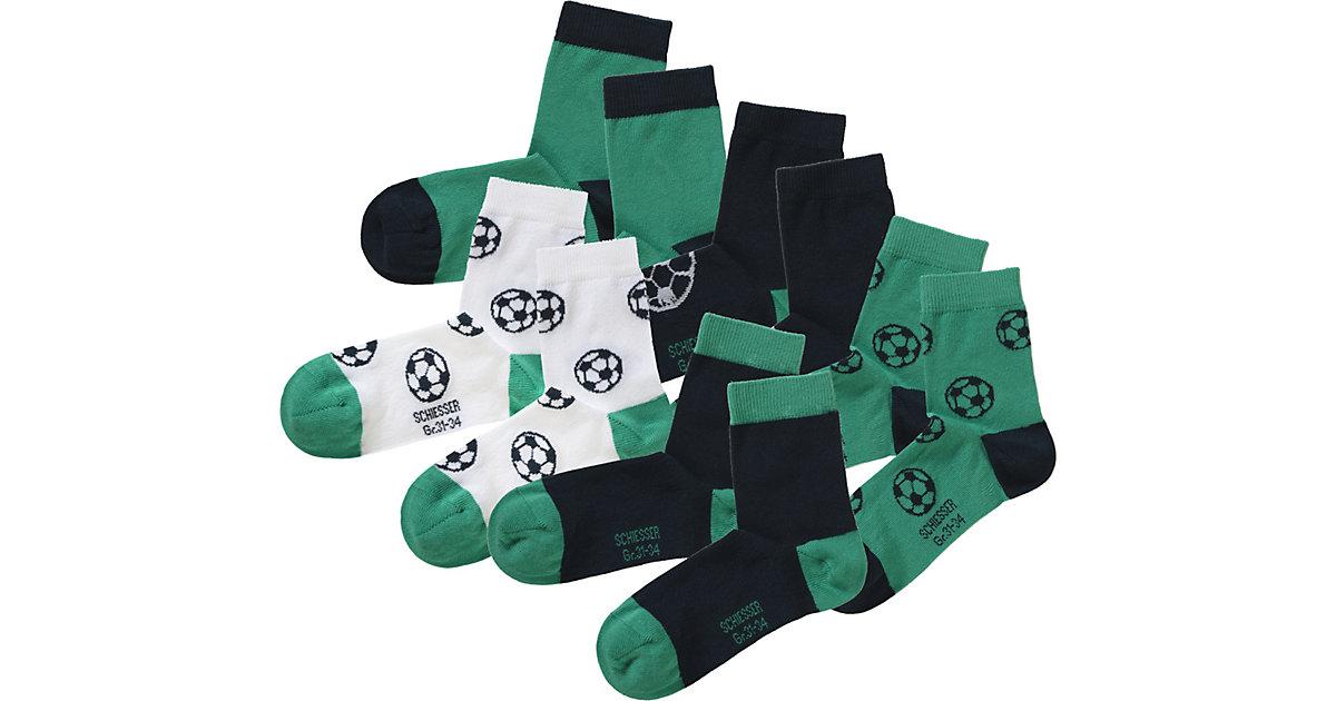 Schiesser · Socken 5er-Pack Gr. 23-26 Jungen Kleinkinder