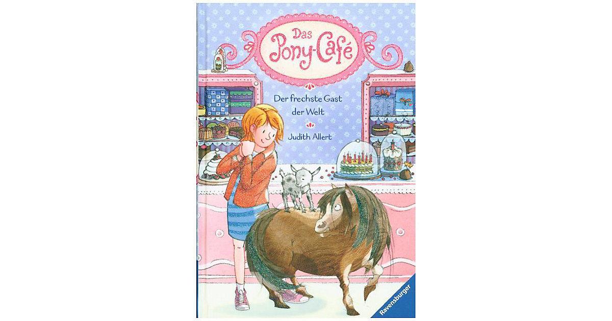 Das Pony-Café: Der frechste Gast der Welt, Band 4