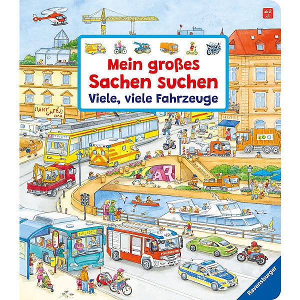 Mein großes Sachen Susanne suchen: Viele, viele Fahrzeuge, Susanne Sachen Gernhäuser 1e8a69