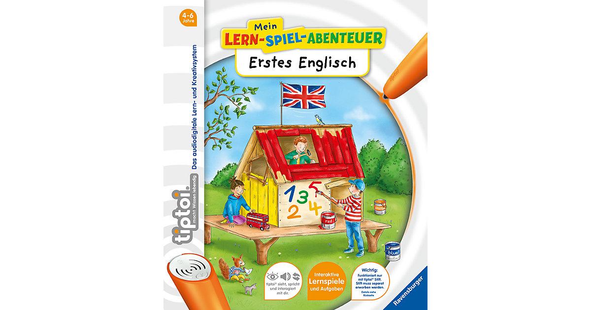 tiptoi® Mein Lern-Spiel-Abenteuer: Erstes Englisch