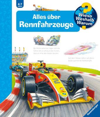 Buch - WWW Alles über Rennfahrzeuge