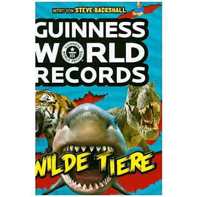 Guinness World Records: Wilde Tiere