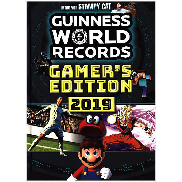 Guinness World Records: Gamer's Edition