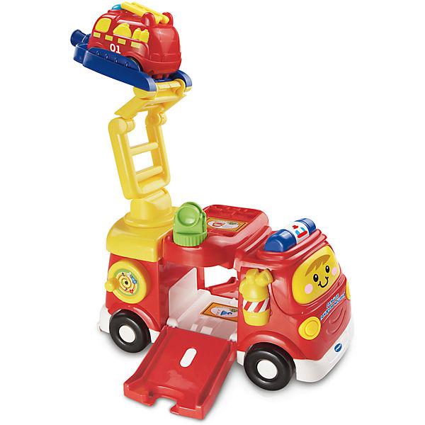 """Игровой набор Vtech """"Большая и малая пожарные машины"""""""