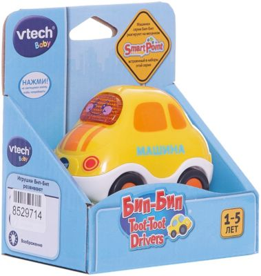 Машина Vtech Toot-Toot Drivers