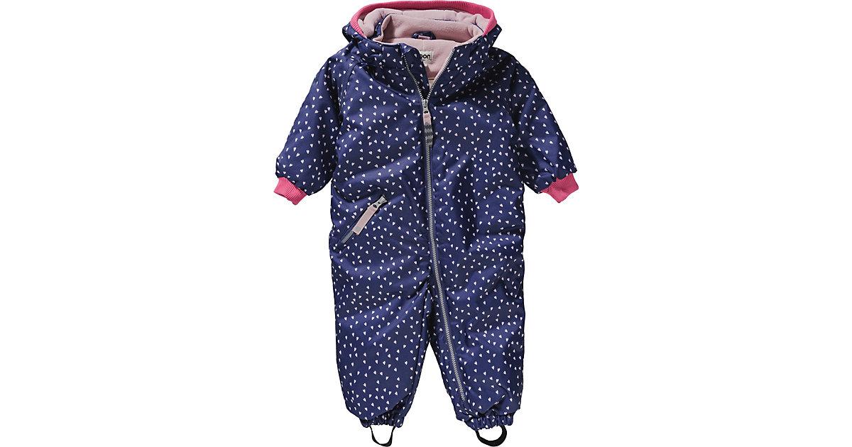 racoon outdoor · Baby Schneeanzug BIBI HEART Gr. 92 Mädchen Kleinkinder