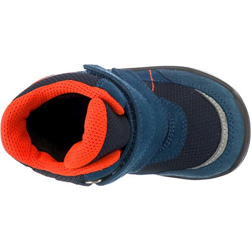Утеплённые ботинки ECCO - синий от ecco