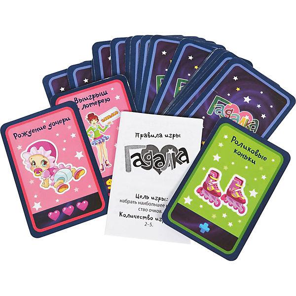 """Настольная игра Dream Makers """"Гадалка. Cards"""""""
