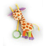 """Игрушка-подвеска Fancy Baby """"Вибрирующий жирафик"""""""