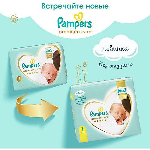 Подгузники Pampers Premium Care 6-10 кг, 114 шт от Pampers