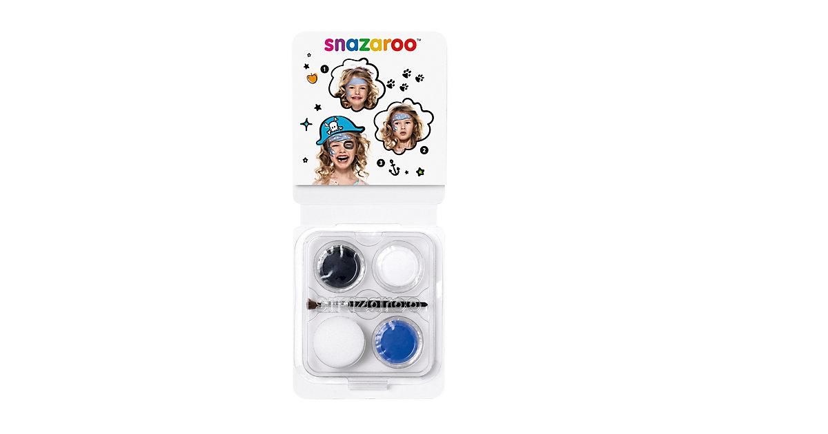 Snazaroo Mini-Schminkset Blauer Pirat