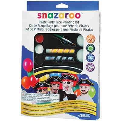 Snazaroo Piraten Party-Set