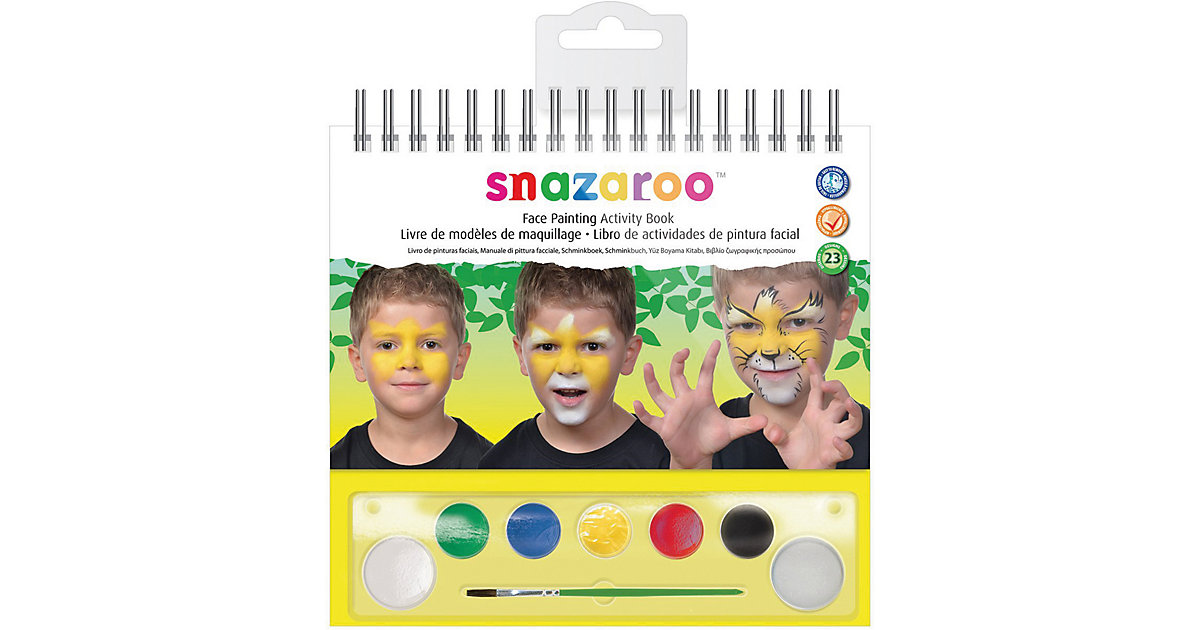 Snazaroo Painting Activity Book