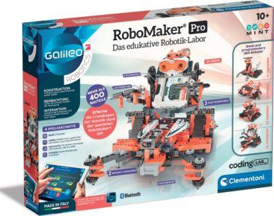 Clementoni Construction Challenge - Robomaker bunt