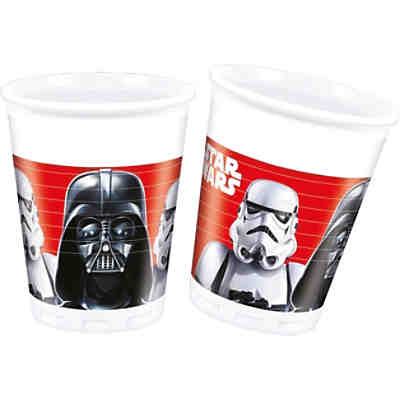 Partybecher Star Wars Final Battle 200 ml, 8 Stück