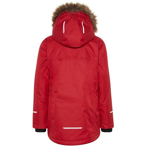 Демисезонная куртка Name It - красный от name it