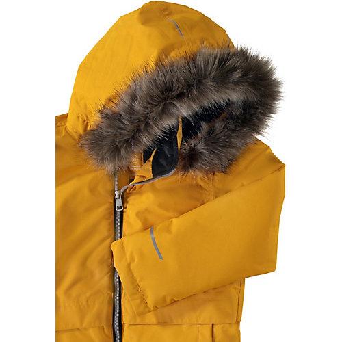 Утепленная куртка Name It - желтый от name it