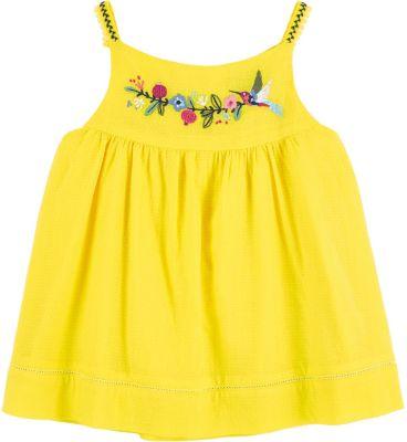 Туника Catimini для девочки - желтый