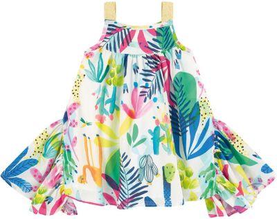 Платье Catimini для девочки - розовый