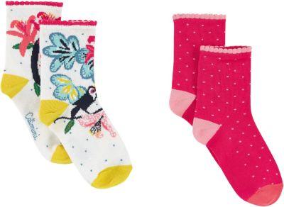 Носки Catimini для девочки - серый