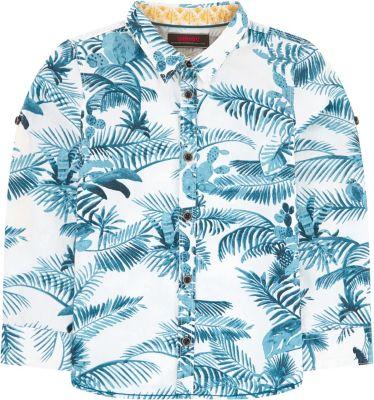 Рубашка Catimini для мальчика - экрю