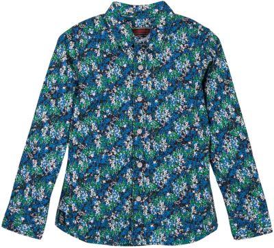 Рубашка Catimini для мальчика - темно-синий