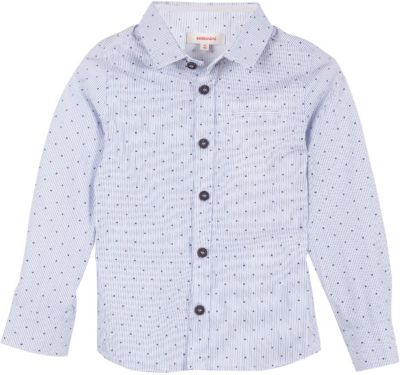 Рубашка Catimini для мальчика - синий