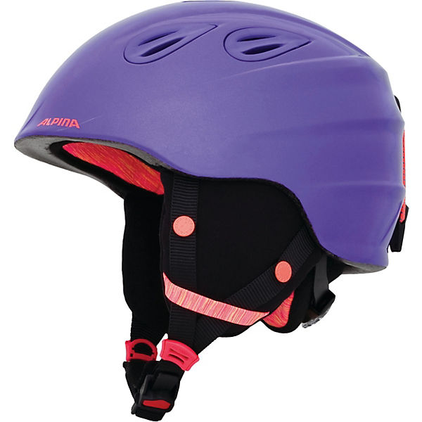 Skihelm Grap 2.0 Jr. royal-purple 54-57