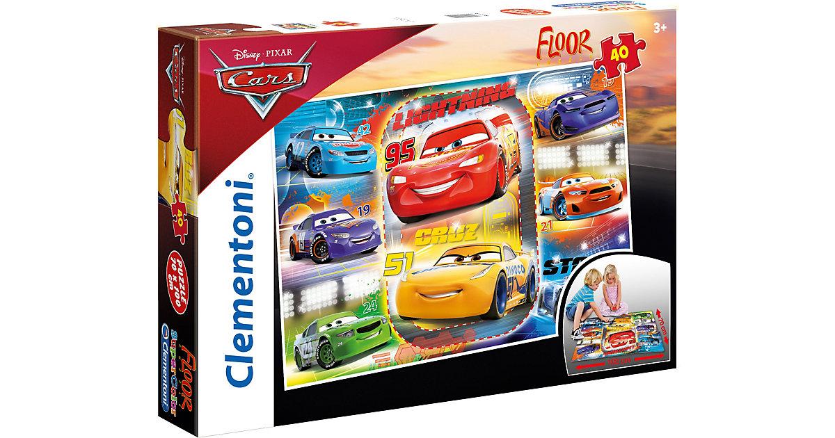 Bodenpuzzle 40 Teile - Cars