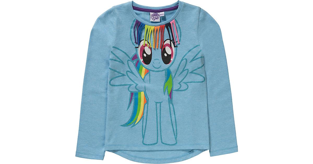 My little Pony Langarmshirt Gr. 104/110 Mädchen...