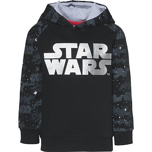 Star Wars Kapuzenpullover Gr. 164/170 Jungen Kinder | 04060617037536