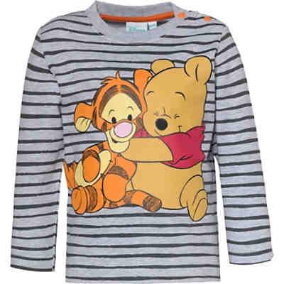 Disney Winnie Puuh Baby Langarmshirt Für Jungen Disney Winnie Puuh
