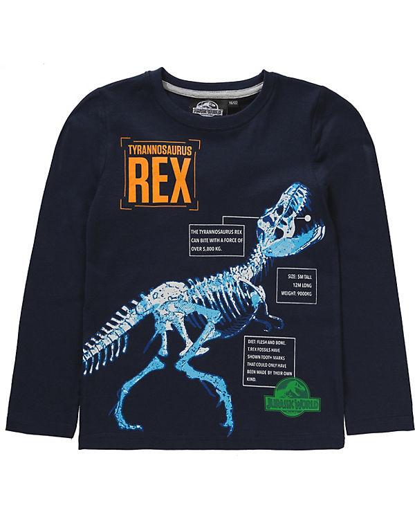 erster Blick begehrteste Mode begrenzte garantie Jurassic World Langarmshirt für Jungen, Jurassic World