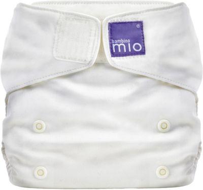 Miosolo All-in-One Windel, Marshmallow weiss weiß