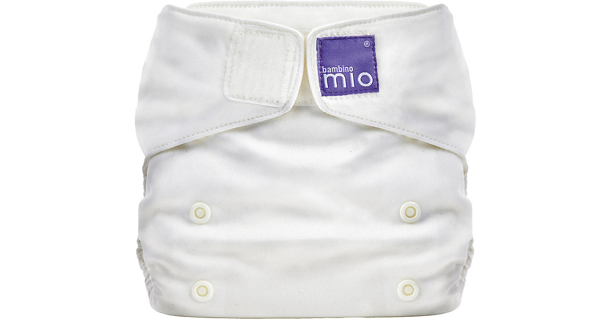 Bambino Mio · bambino mio Miosolo Windel All-In-One Marshmallow weiß