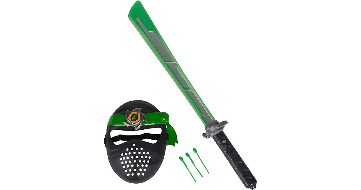 Next Ninja Schwert und Maske Jungen Kinder