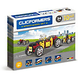 Конструктор CLICFORMERS  Speed Wheel set 34 детали