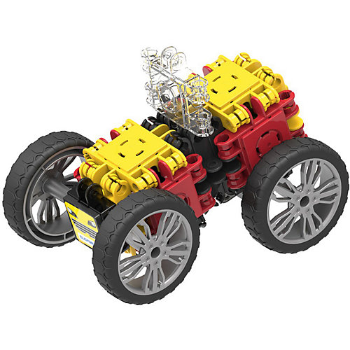 Конструктор CLICFORMERS  Speed Wheel set 34 детали от Clicformers