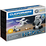 Конструктор CLICFORMERS  Space set mini 30 деталей
