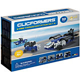 Конструктор CLICFORMERS  Transportation set mini 30 деталей