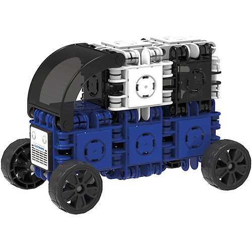 Конструктор CLICFORMERS  Transportation set mini 30 деталей от Clicformers