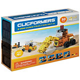 Конструктор CLICFORMERS  Construction set mini 30 деталей