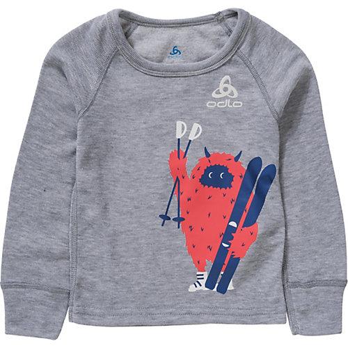 ODLO Baby Funktionsshirt WARM TREND KIDS Gr. 116 | 07613361243707