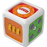Развивающая игрушка Fisher-Price Мой первый куб-непоседа