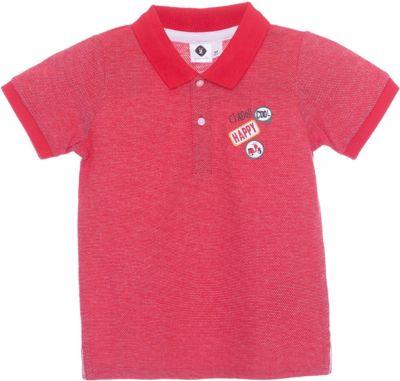 Рубашка-поло Z Generation для мальчика - красный