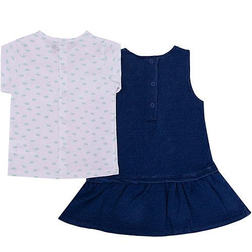 Комплект футболка и платье Z - синий от Z