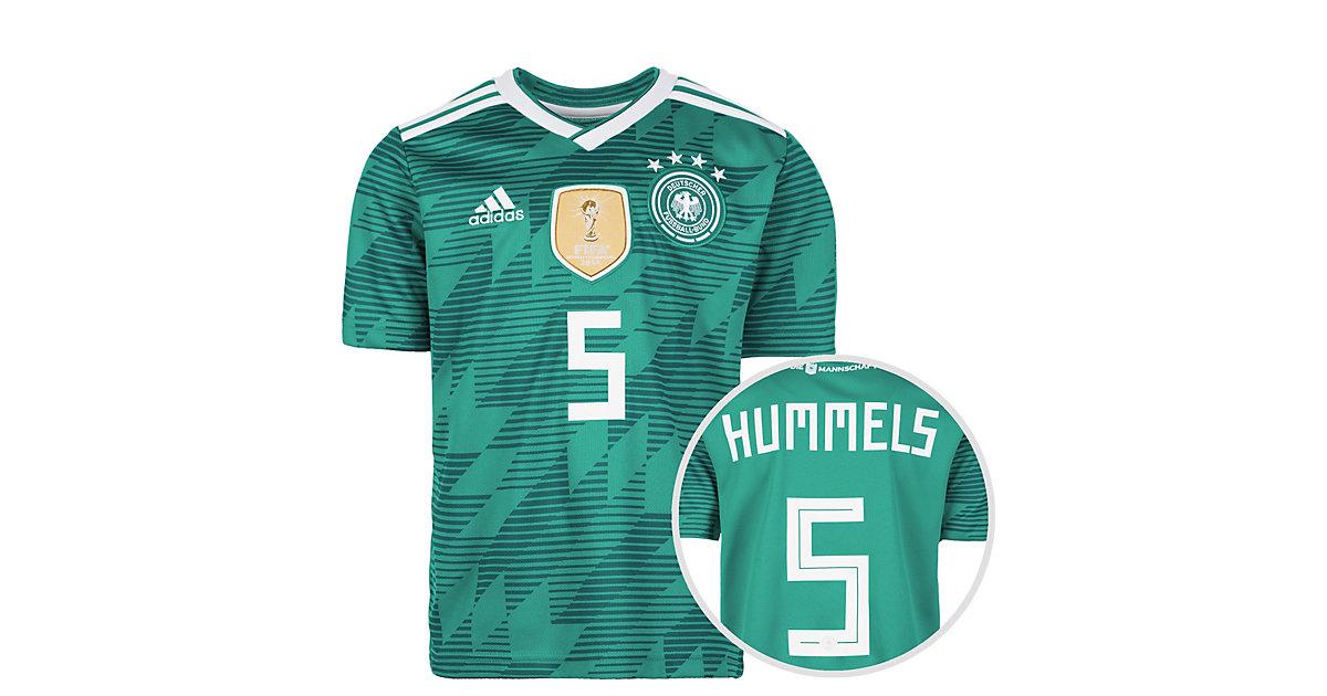 ADIDAS PERFORMANCE · Kinder Trikot DFB WM 2018 HUMMELS Gr. 176